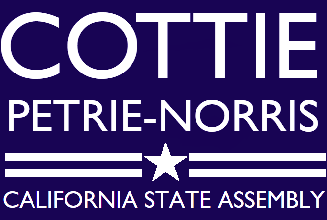 Cottie Petrie-Norris for State Assembly 2018